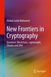 Cover New Frontiers in Cryptography
