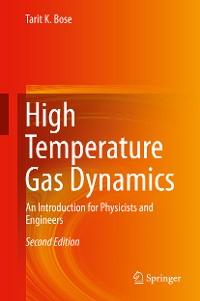 Cover High Temperature Gas Dynamics