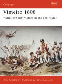 Cover Vimeiro 1808