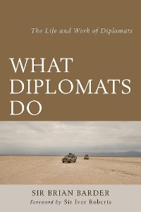 Cover What Diplomats Do