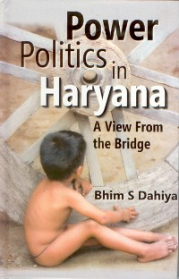 Cover Power Politics in Haryana