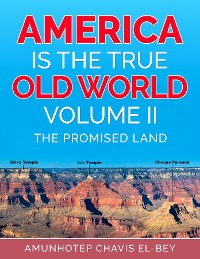 Cover America is the True Old World, Volume II
