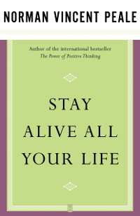 Cover Stay Alive All Your Life
