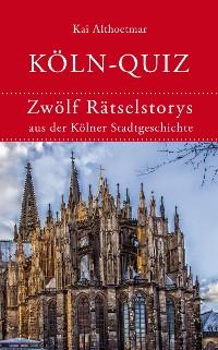 Cover Köln-Quiz