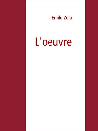 Cover L'oeuvre