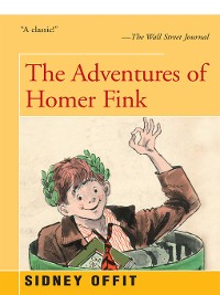 Cover Adventures of Homer Fink