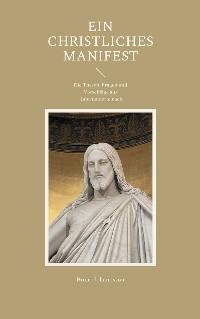 Cover Ein christliches Manifest