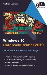 Cover Windows 10 Datenschutzfibel 2019