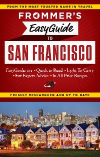 Cover Frommer's EasyGuide to San Francisco