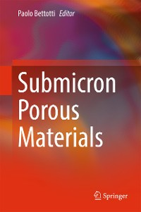 Cover Submicron Porous Materials