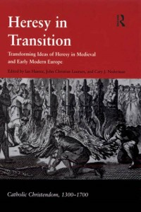 Cover Heresy in Transition