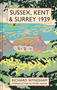 Cover Sussex, Kent and Surrey 1939
