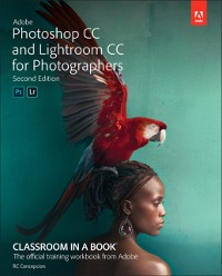 Cover Adobe Photoshop and Lightroom Classic CC Classroom in a Book (2019 release)
