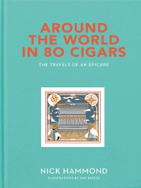 Cover Around the World in 80 Cigars