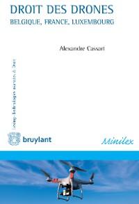 Cover Droit des drones