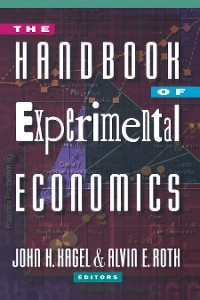 Cover The Handbook of Experimental Economics