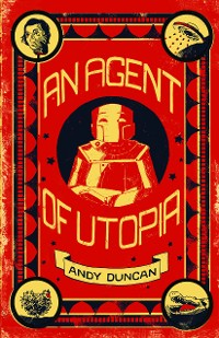 Cover An Agent of Utopia
