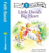Cover Little David's Big Heart