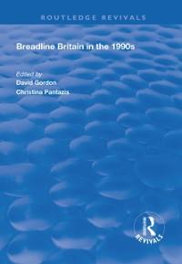 Cover Breadline Britain in the 1990s