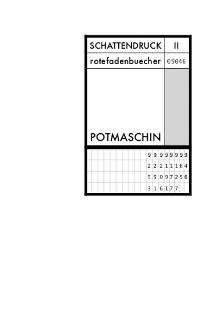 Cover schattendruck II.