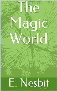 Cover The Magic World