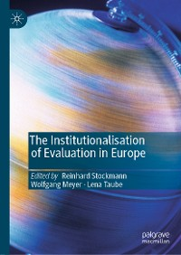Cover The Institutionalisation of Evaluation in Europe