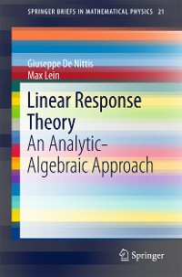 Cover Linear Response Theory