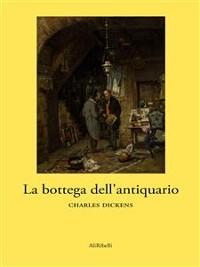 Cover La bottega dell'antiquario