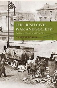 Cover The Irish Civil War and Society