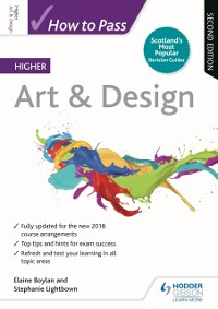 Cover How to Pass Higher Art & Design, Second Edition