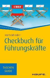 Cover Checkbuch für Führungskräfte