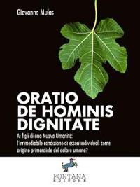 Cover Oratio de Hominis Dignitate