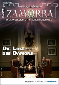 Cover Professor Zamorra 1190 - Horror-Serie