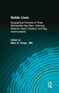 Cover Noble Lives