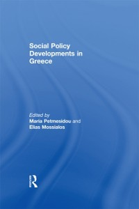 Cover Social Policy Developments in Greece