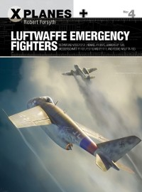 Cover Luftwaffe Emergency Fighters