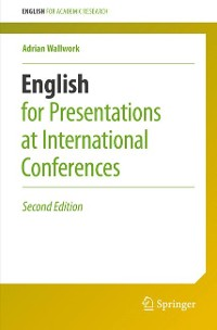 Cover English for Presentations at International Conferences