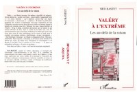 Cover VALERY A L'EXTREME
