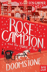 Cover Rose Campion and the Curse of the Doomstone