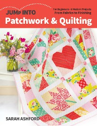Cover Jump Into Patchwork & Quilting