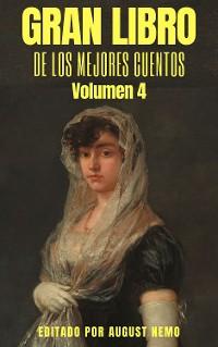 Cover Gran Libro de los Mejores Cuentos - Volumen 4