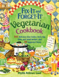 Cover Fix-It and Forget-It Vegetarian Cookbook