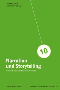 Cover Narration und Storytelling