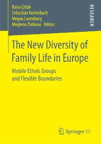Cover The New Diversity of Family Life in Europe