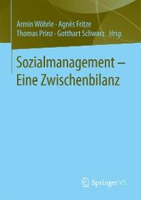 Cover Sozialmanagement – Eine Zwischenbilanz