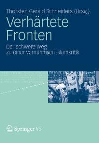 Cover Verhärtete Fronten