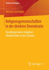 Cover Religionsgemeinschaften in der direkten Demokratie