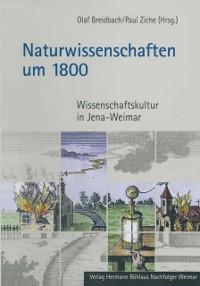 Cover Naturwissenschaften um 1800