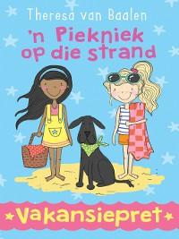 Cover Vakansiepret 1: 'n Piekniek op die strand