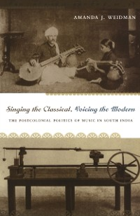 Cover Singing the Classical, Voicing the Modern